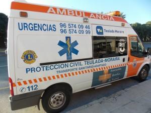 Proteccion Civil vehicle resized