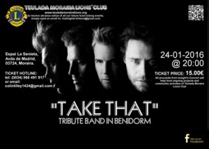 Take That Poster - resized